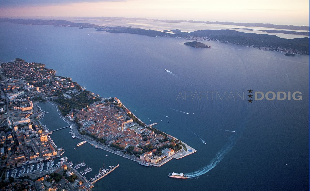 Dobro došli u Zadar!
